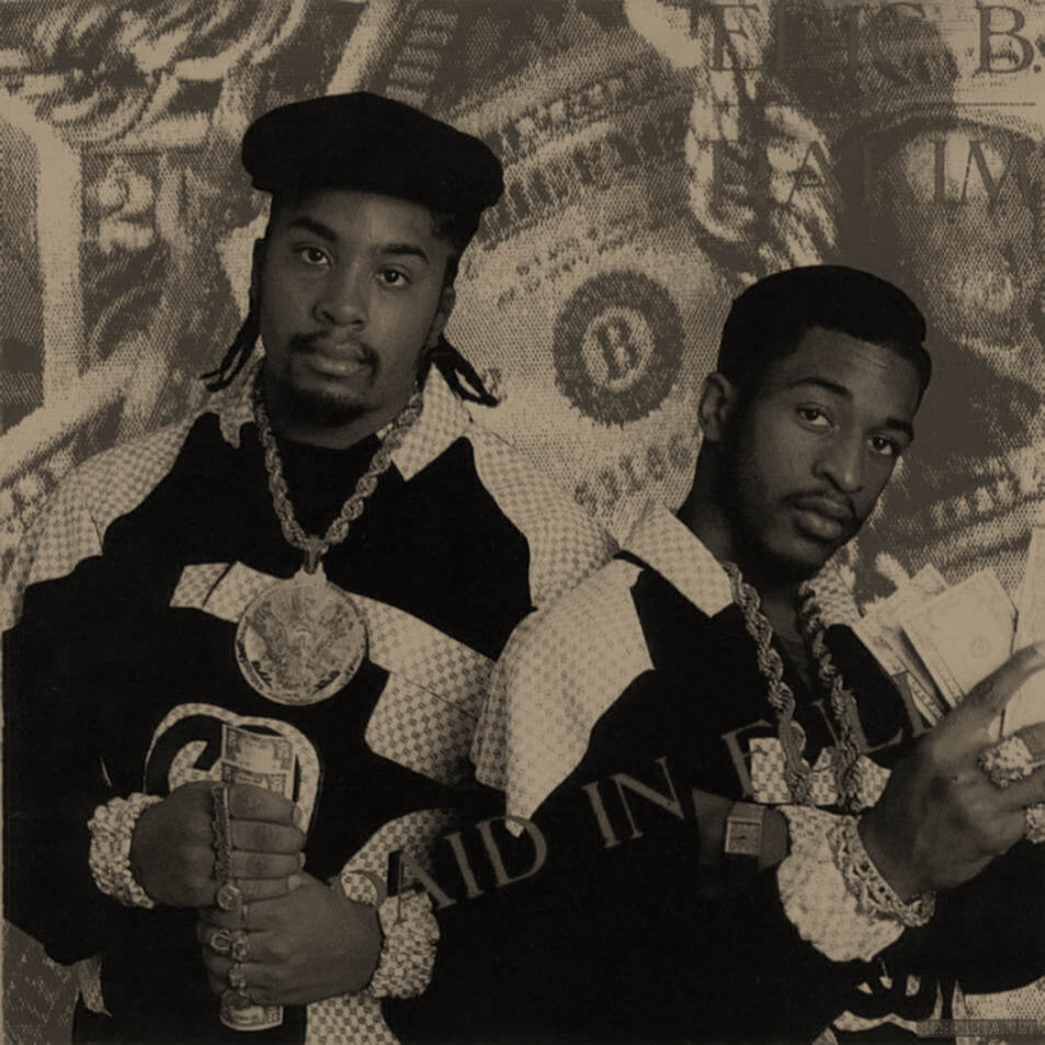 Honoring The Best Hip Hop LP's: Eric B & Rakim - Paid in Full