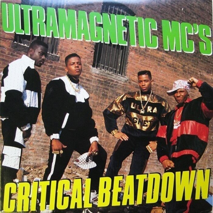MC Shan* M.C. Shan - Time For Us To Defend Ourselves