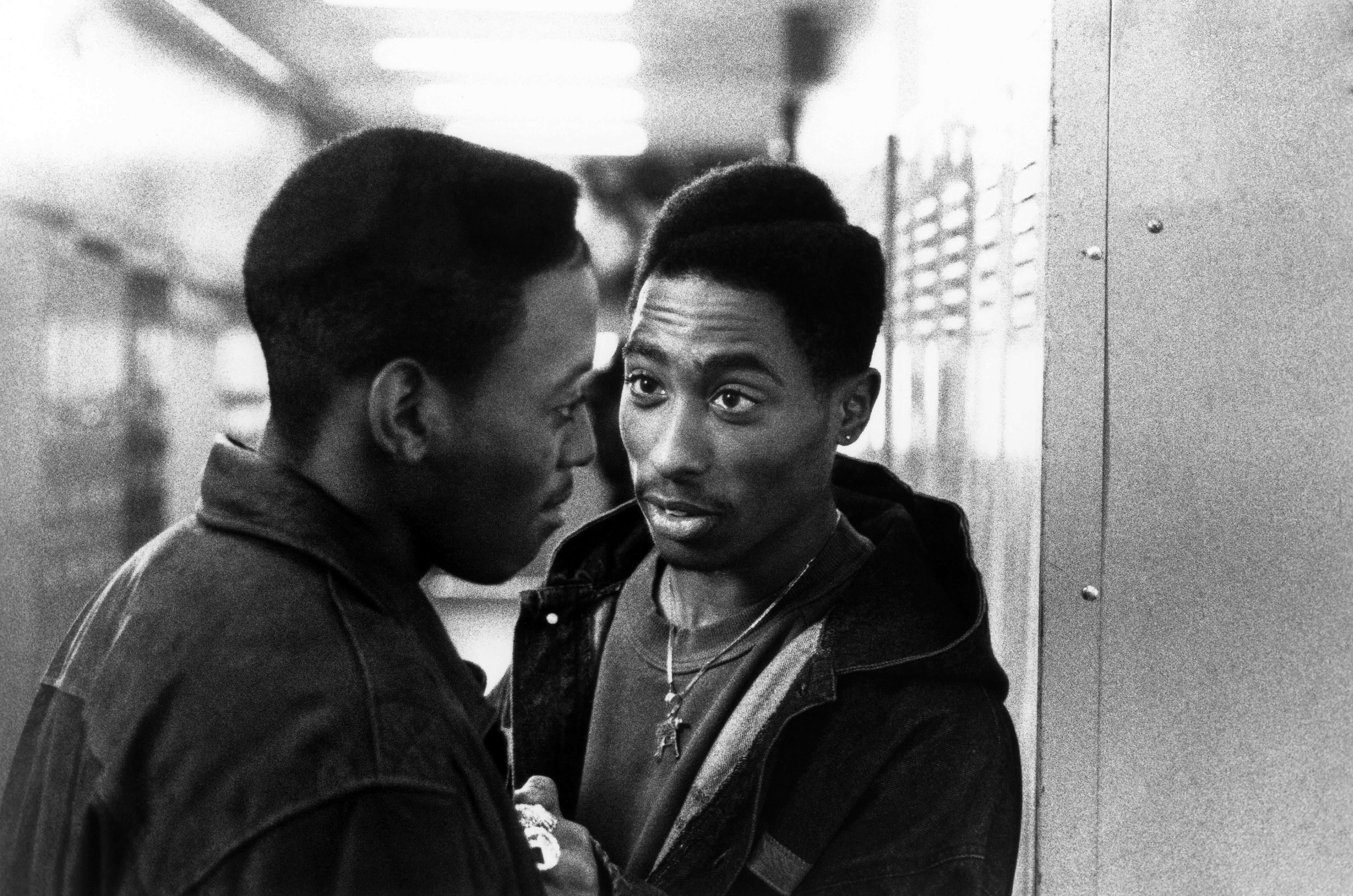Juice from left omar epps tupac shakur 1992 paramount courtesy