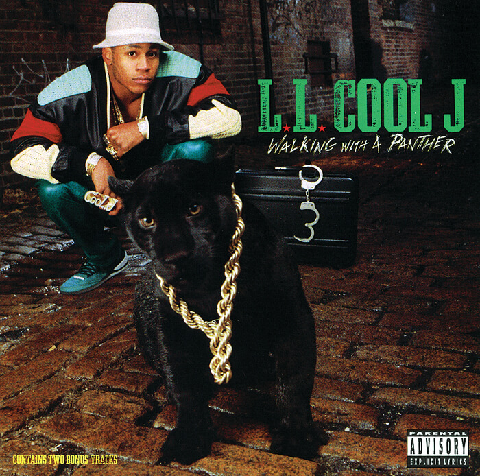 "LL Cool J ""Walking With A Panther"" (1989)"