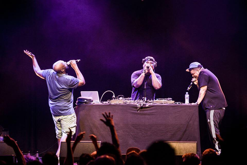 De La Soul, Tivoli Utrecht, 8/11/2015. Photo by Jelmer de Haas