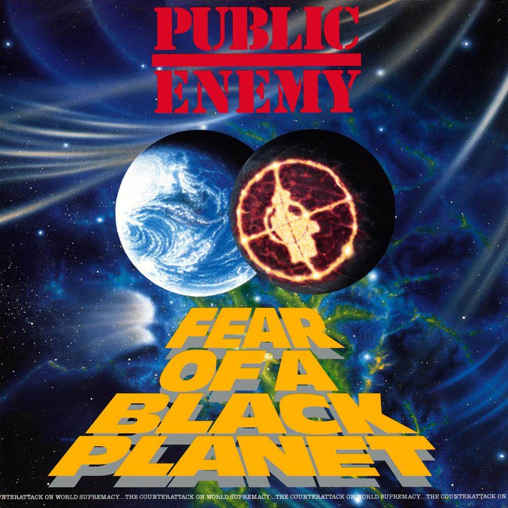 "Public Enemy ""Fear Of A Black Planet"" (1990)"