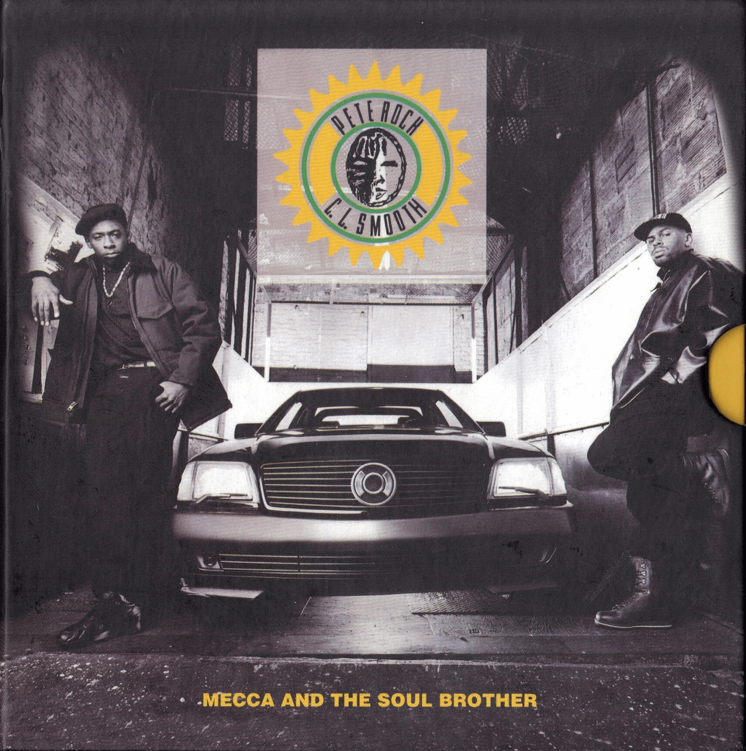 "Pete Rock & CL Smooth ""Mecca & The Soul Brother"" (1992)"