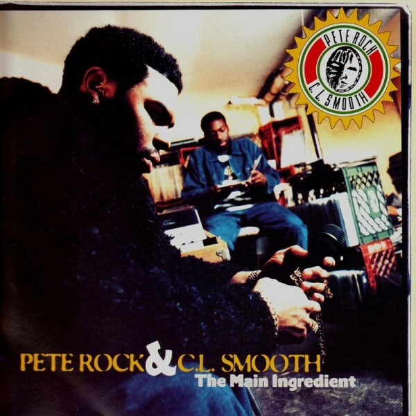 Main Ingredient Pete Rock C.L. Smooth