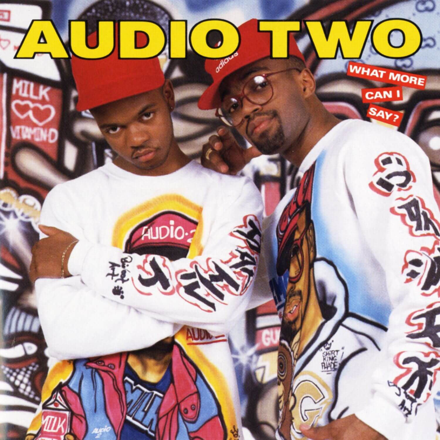 "Audio Two ""What More Can I Say?"" (1988)"
