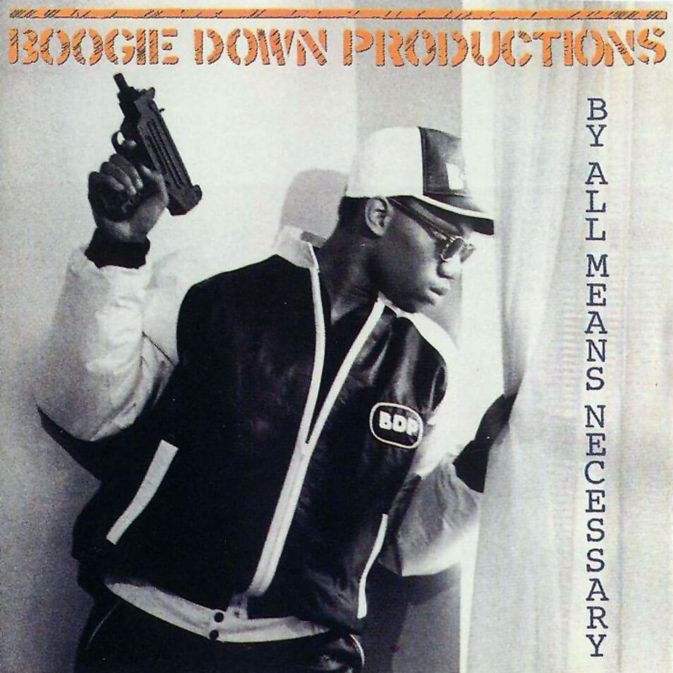 Boogie Down Productions By All Means Necessary 1988