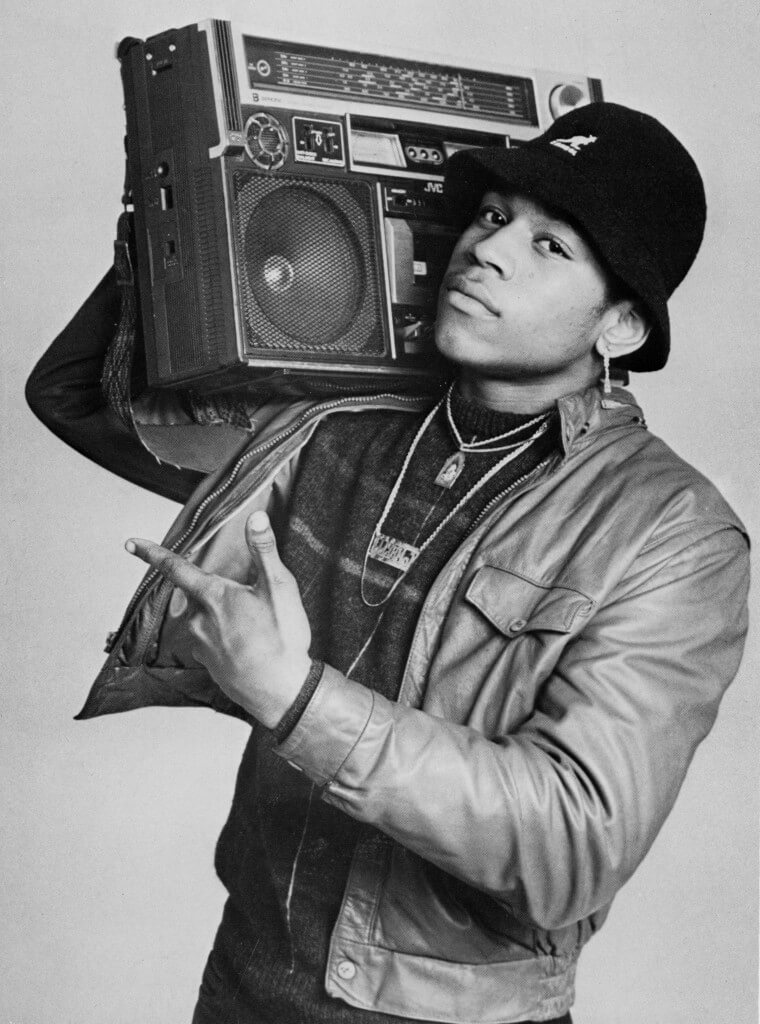 LL COOL J Photo Janette Beckman