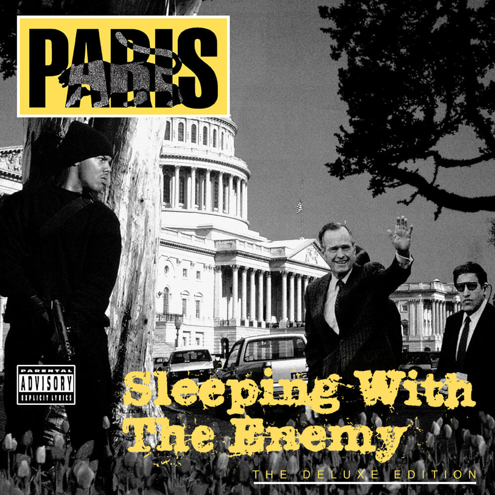 Paris Sleeping With The Enemy