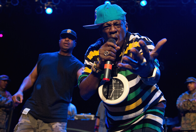 Public Enemy (Photo Getty Images)