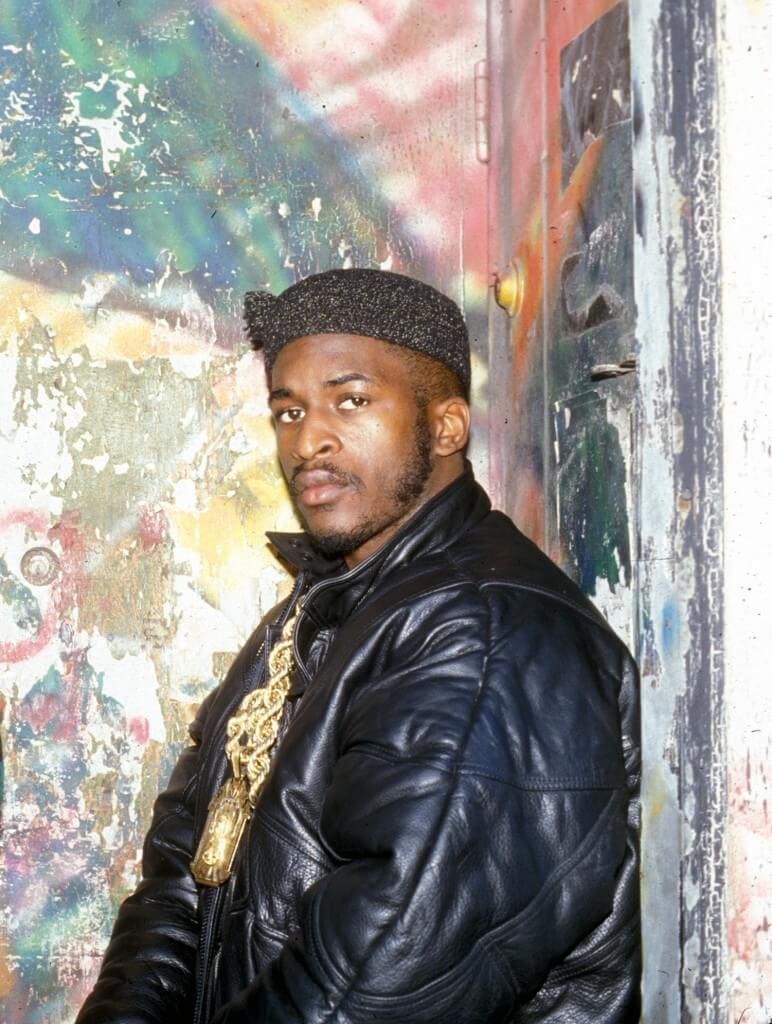 Rakim. Photo by Michael Ochs Archives/Getty Images