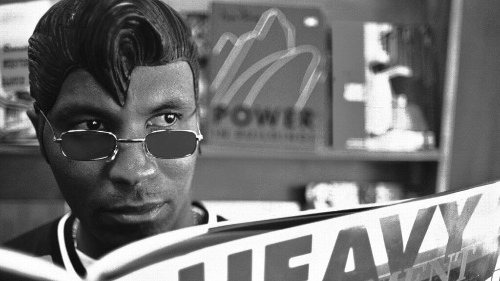 Kool Keith Black Elvis