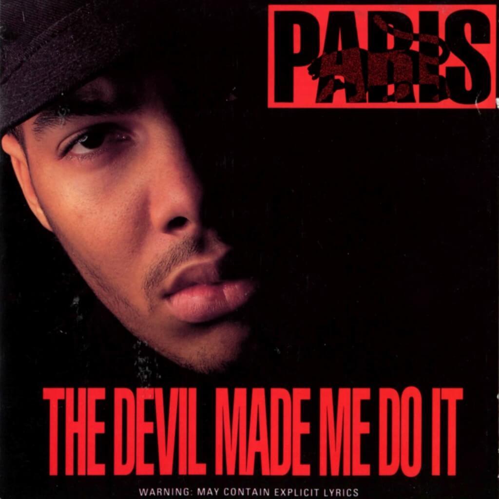 Paris The Devil Made Me Do It