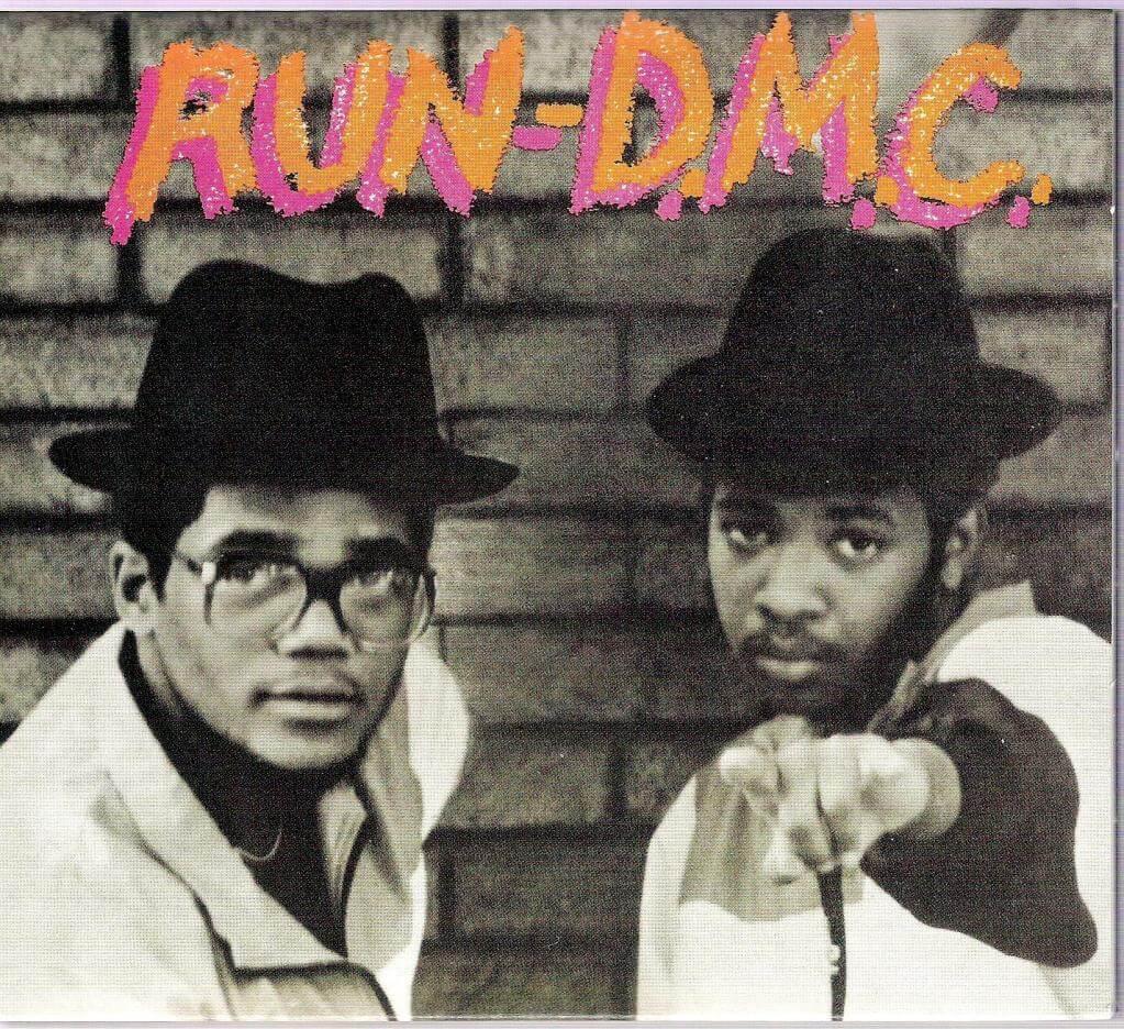 """Run DMC """"Run DMC"""" (1984)"""