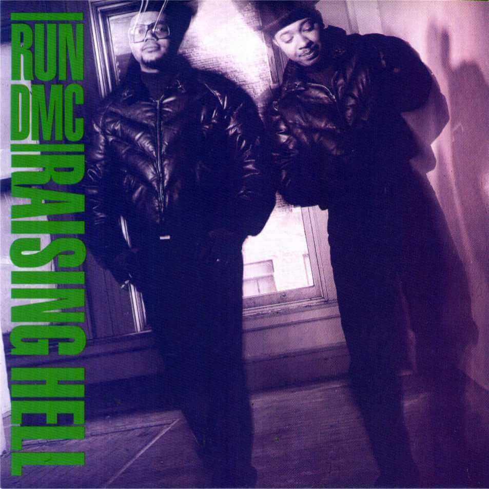 "Run DMC ""Raising Hell"" (1986)"