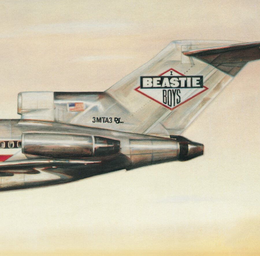 Beastie Boys Licensed To Ill 1986