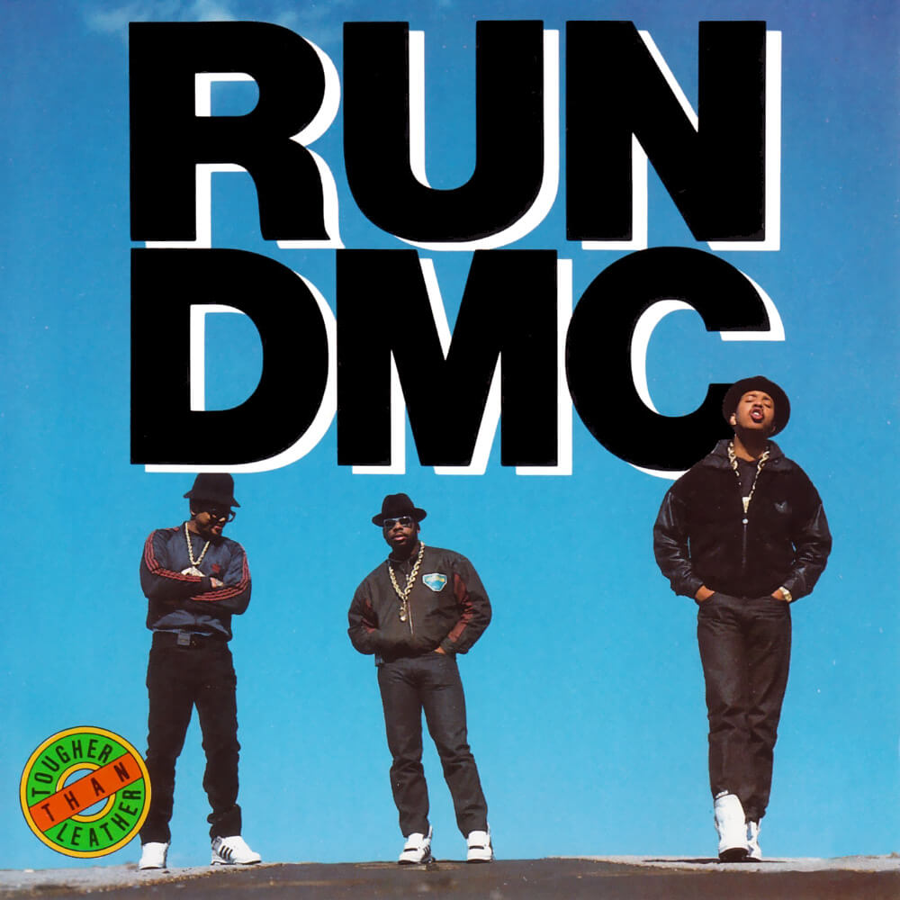 "Run DMC ""Tougher Than Leather"" (1988)"