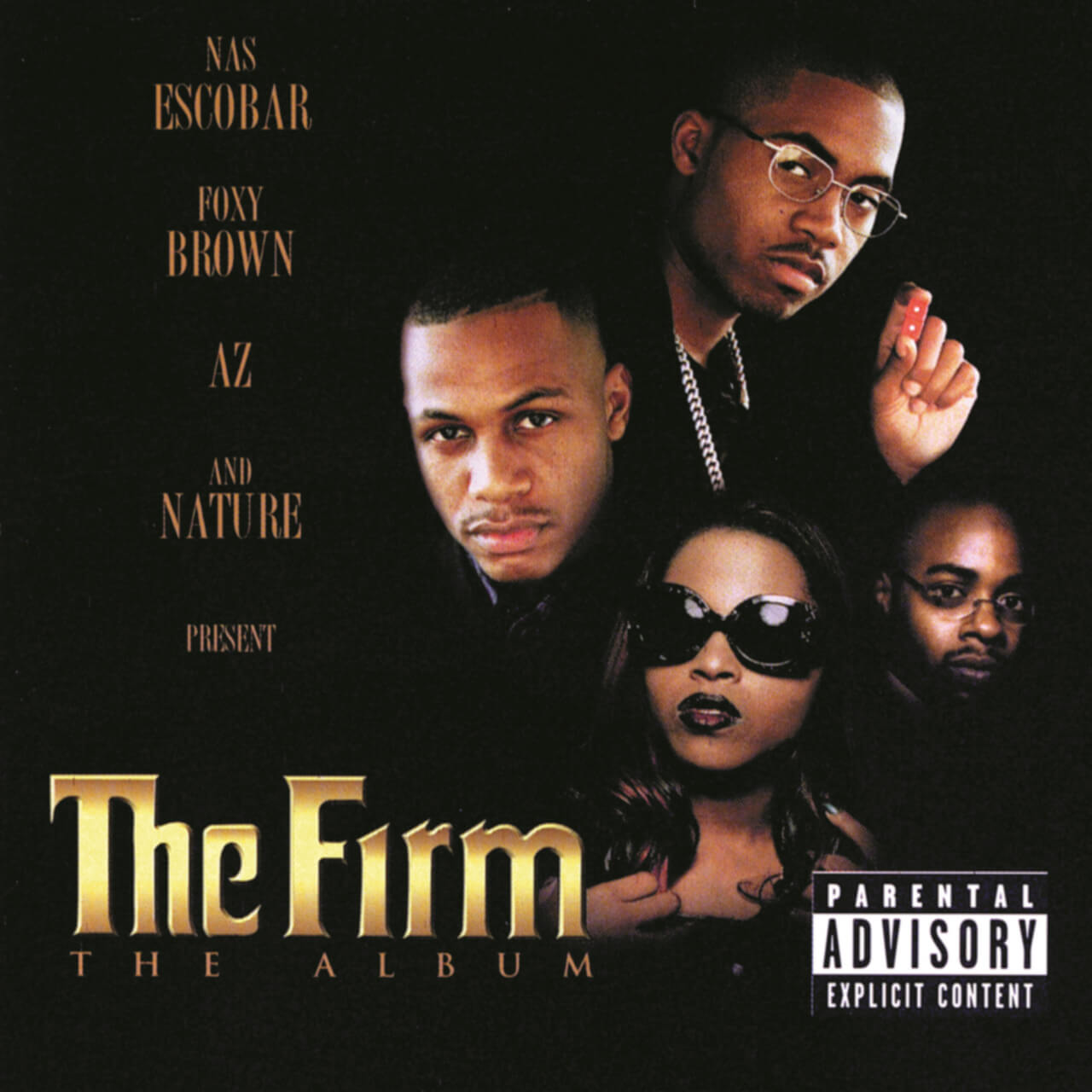 "The Firm ""The Firm: The Album"" (1997)"