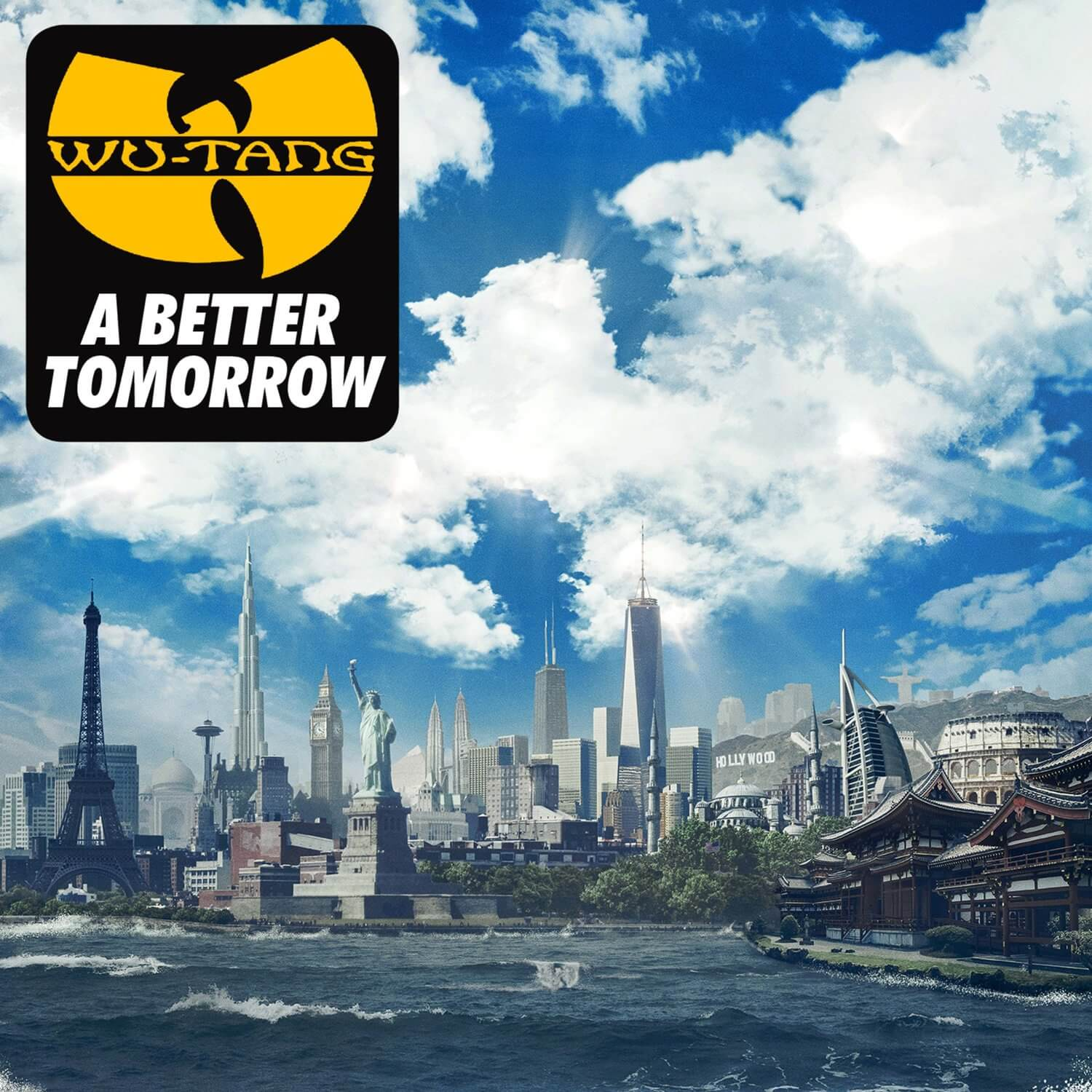 "Wu-Tang Clan ""A Better Tomorrow"" (2014)"