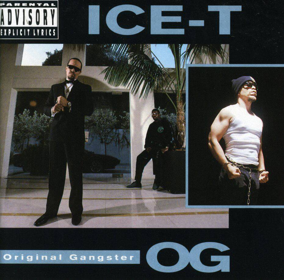 "Ice T ""O.G. Original Gangster"" (1991)"