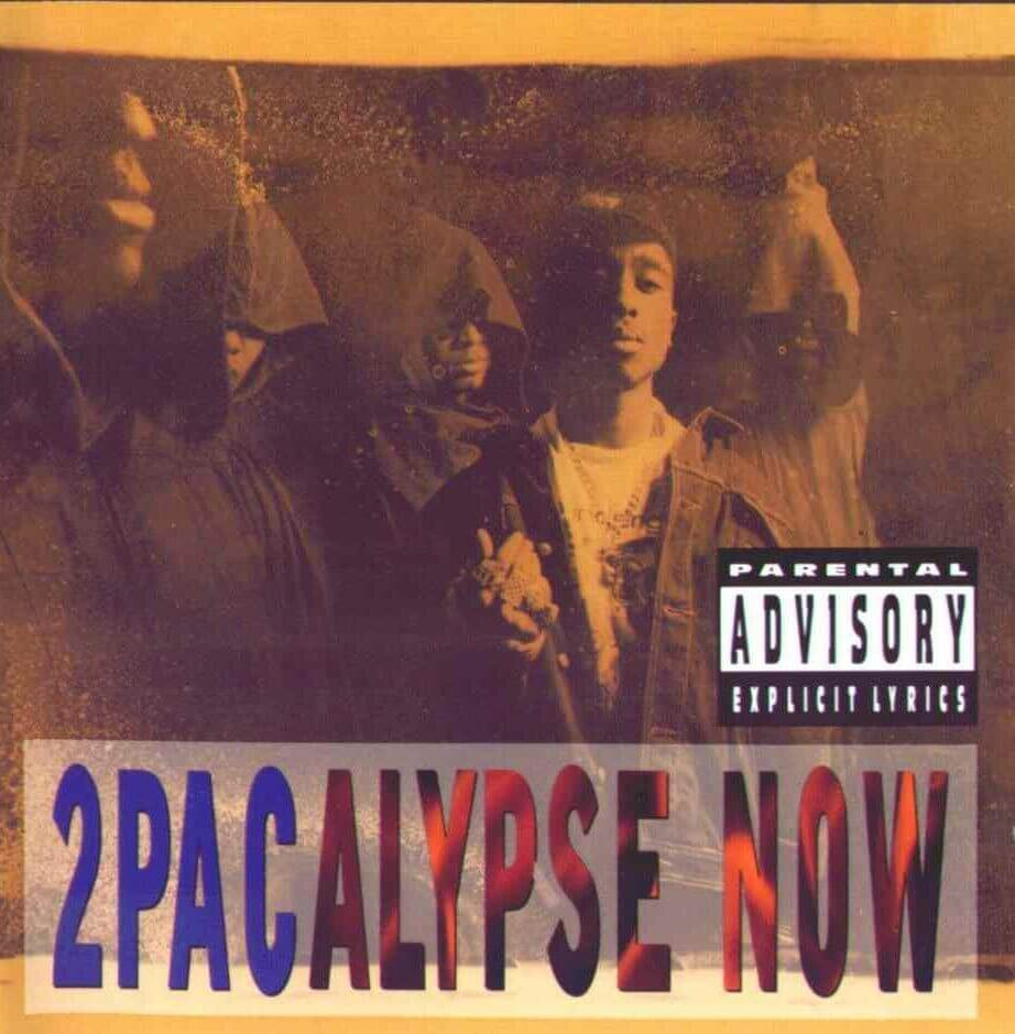 "2Pac ""2Pacalypse Now"" (1991)"