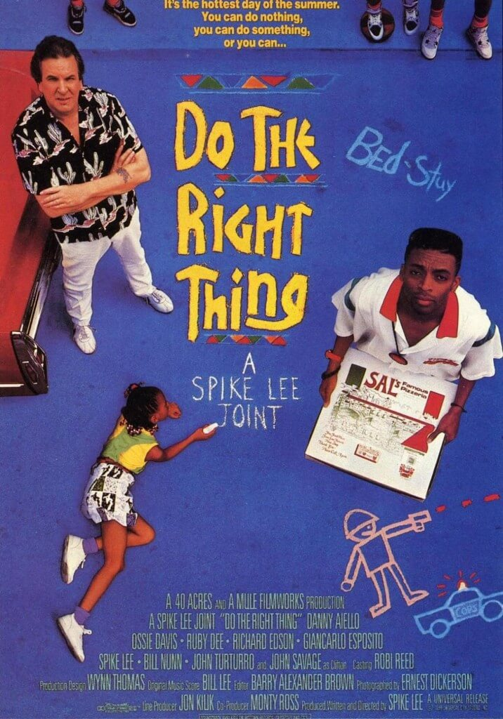 DO THE RIGHT THING SPIKE LEE