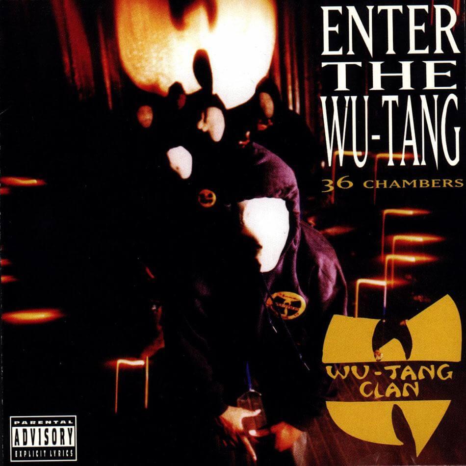 """Wu-Tang Clan """"Enter The Wu-Tang (36 Chambers)"""" (1993)"""