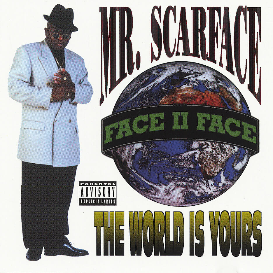 Scarface The Workd Is Yours 1993