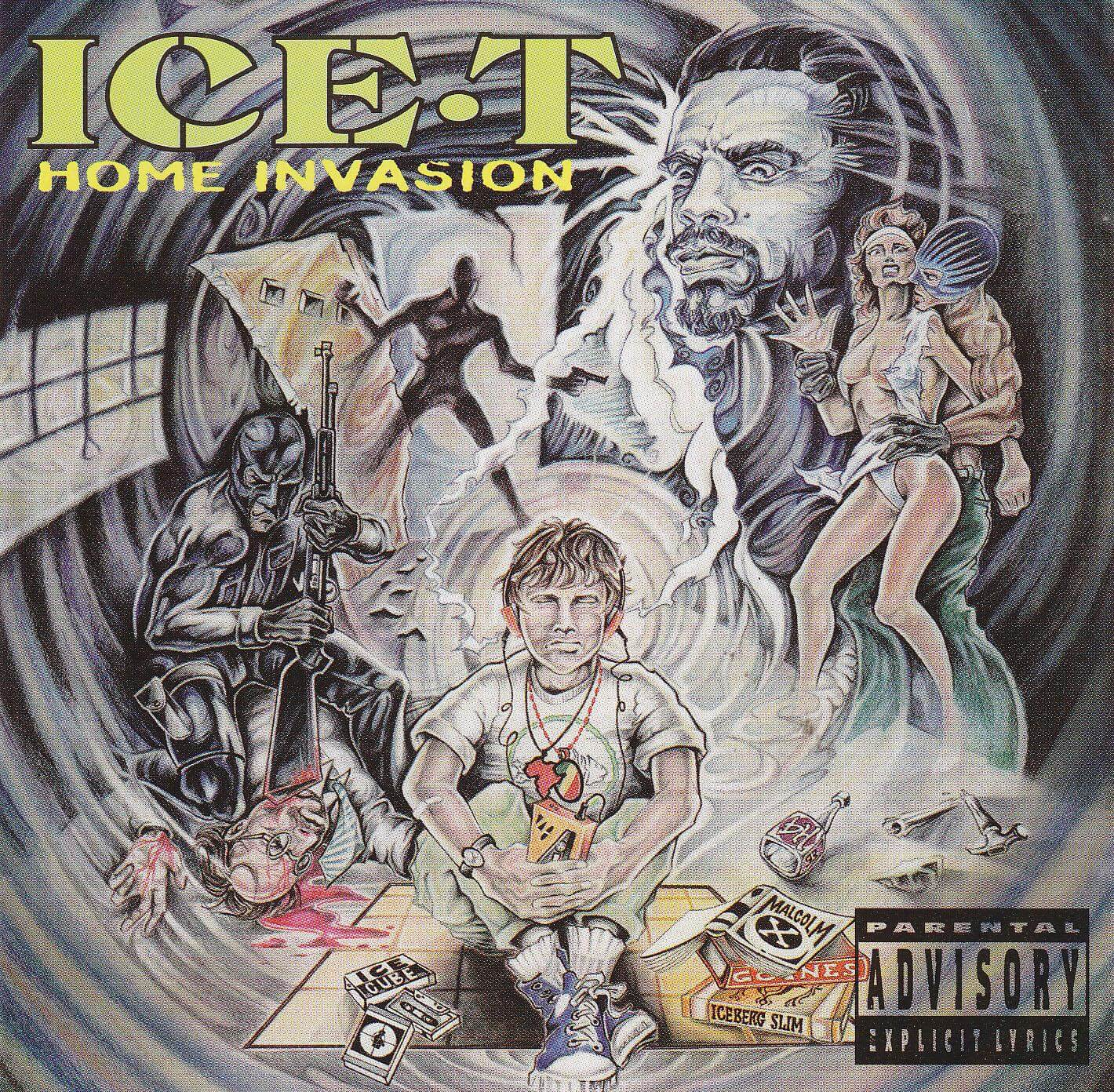 "Ice T ""Home Invasion"" (1993)"
