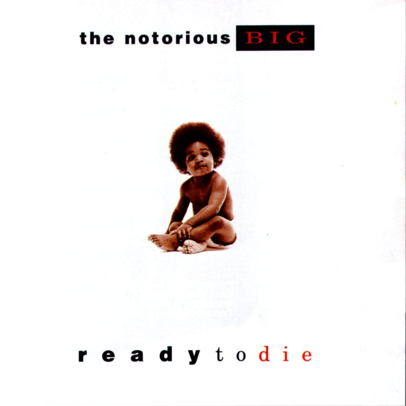 "Notorious B.I.G. ""Ready To Die"" (1994)"
