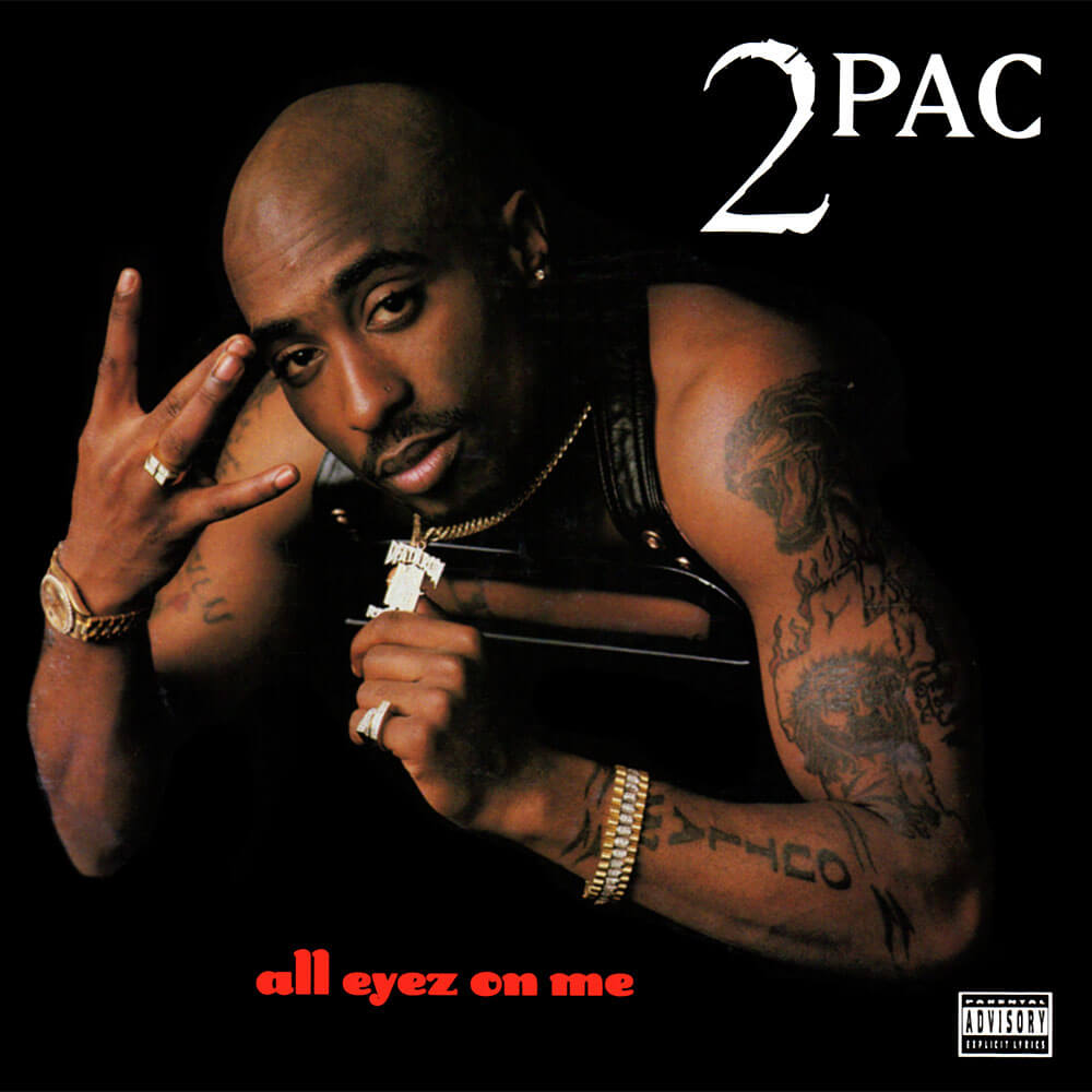 "2Pac ""All Eyez on Me"""