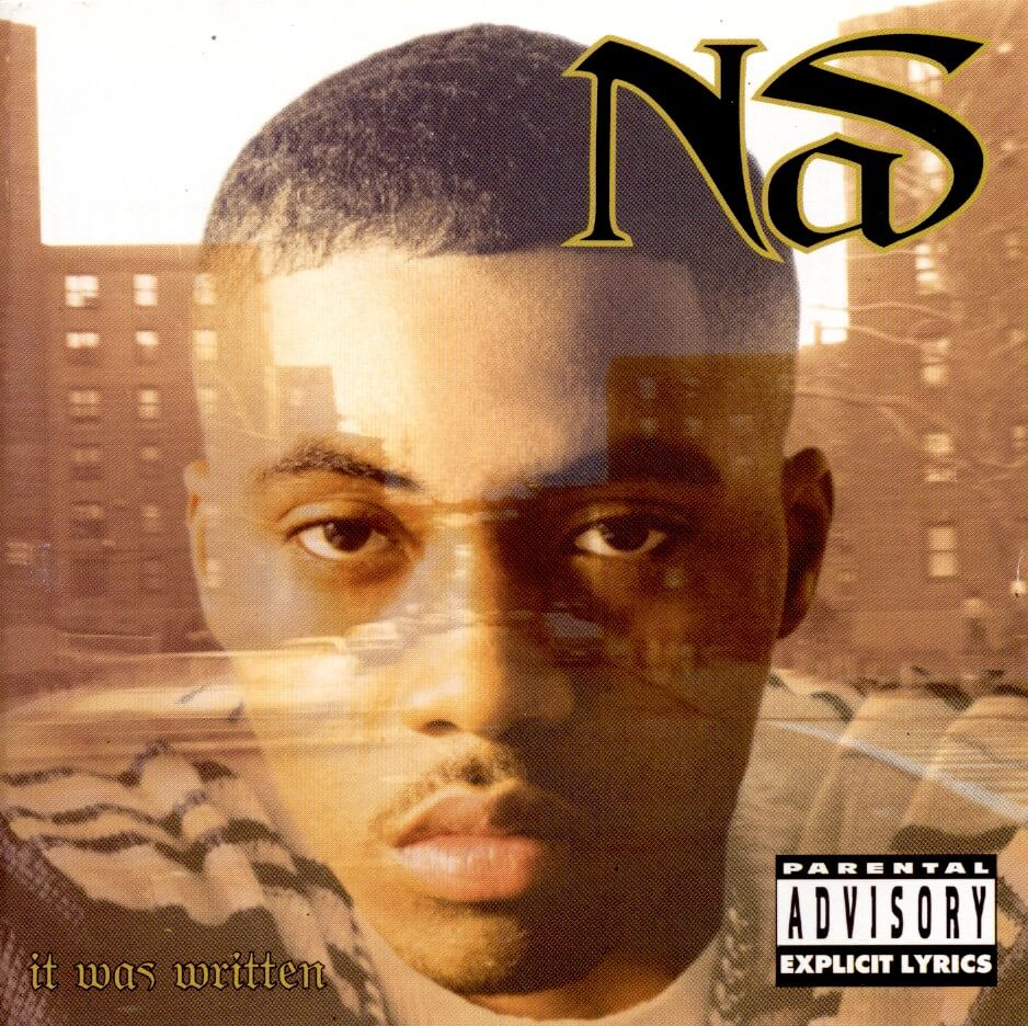 "Nas ""It Was Written"" (1996)"