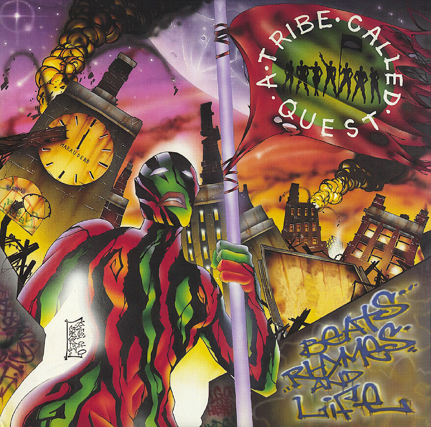 "A Tribe Called Quest ""Beats, Rhymes and Life"" (1996)"