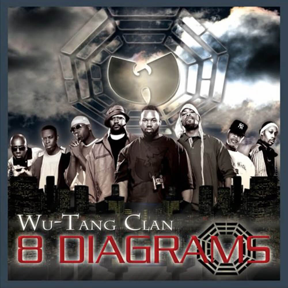 "Wu-Tang Clan ""8 Diagrams"" (2007)"