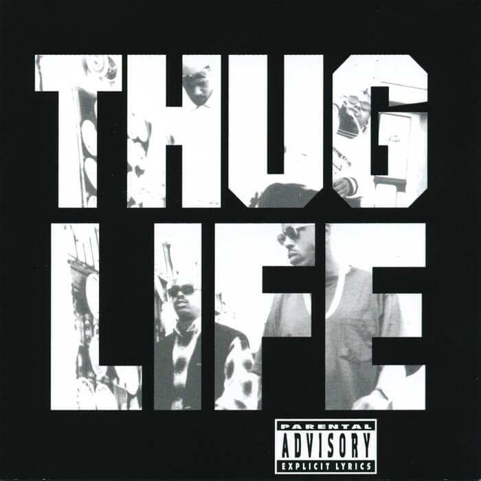 """Thug Life """"Thug Life: Volume 1"""" (1994)"""