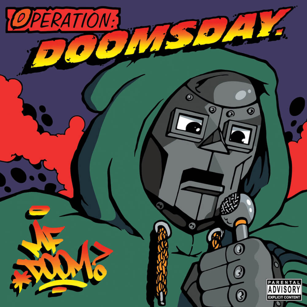 "MF DOOM ""Operation Doomsday"" (1999)"