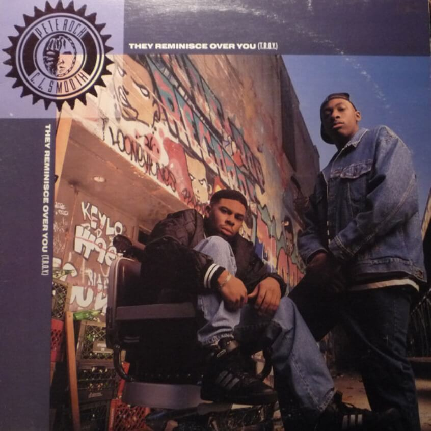 "Pete Rock & CL Smooth ""They Reminisce Over You (T.R.O.Y.)"" (1992)"