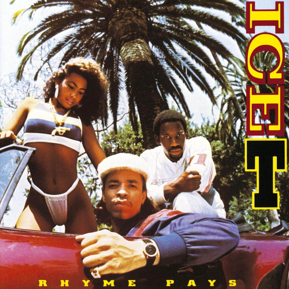 "Ice T ""Rhyme Pays"" (1987)"