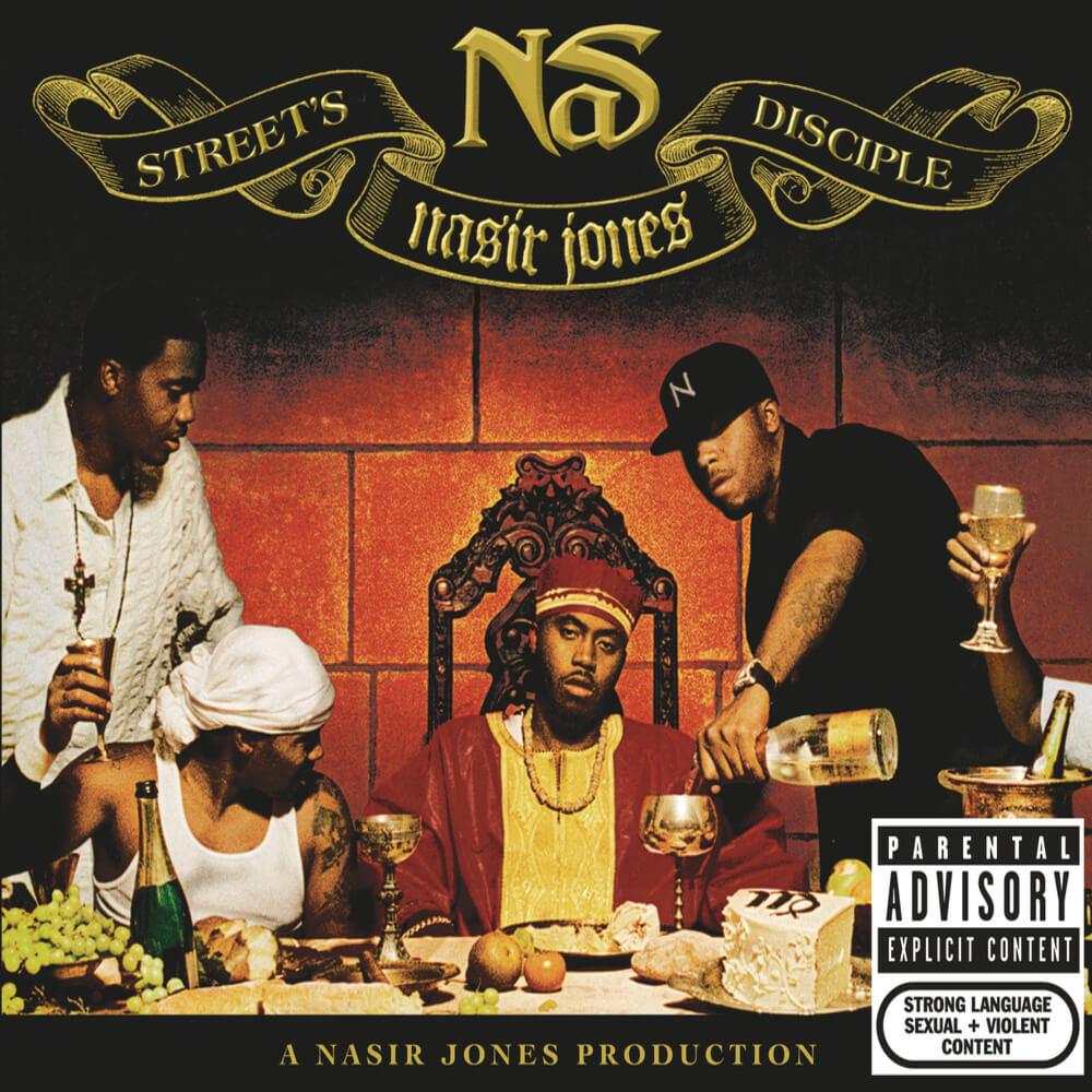 "Nas ""Street's Disciple"" (2004)"