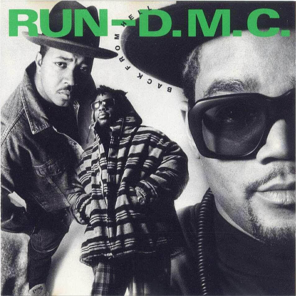 "Run DMC ""Back From Hell"" (1990)"