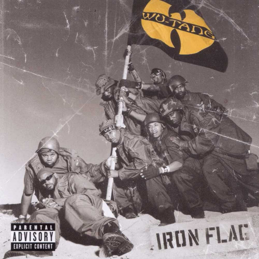 "Wu-Tang Clan ""Iron Flag"" (2001)"