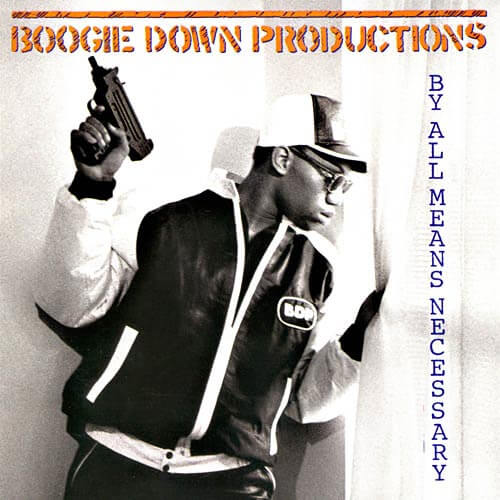 """Boogie Down Productions """"My Philosophy"""" (1988)"""