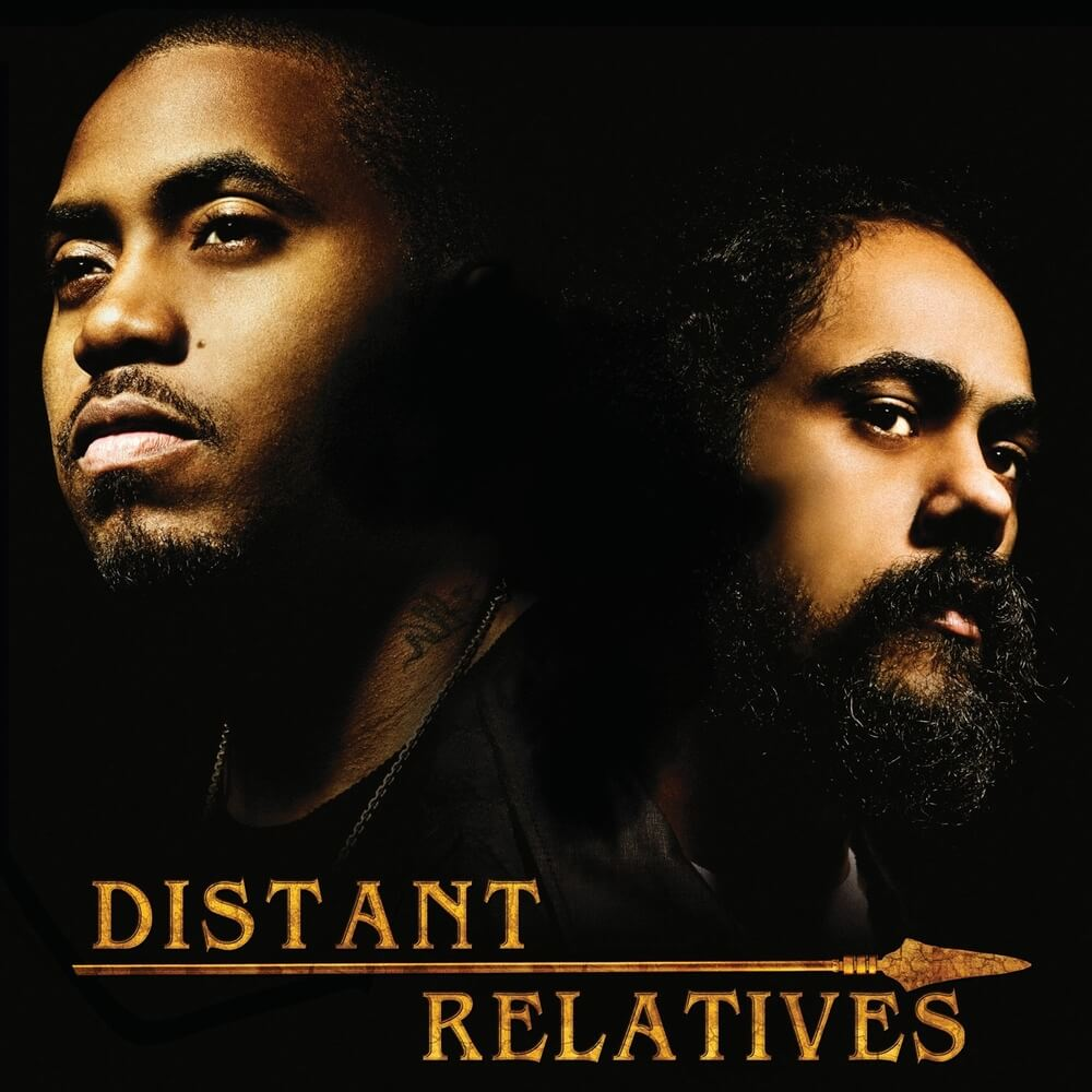 "Nas & Damian Marley ""Distant Relatives"" (2010)"