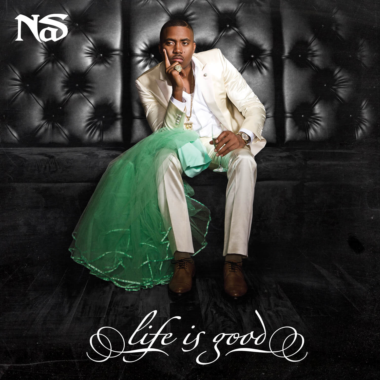 "Nas ""Life Is Good"" (2012)"