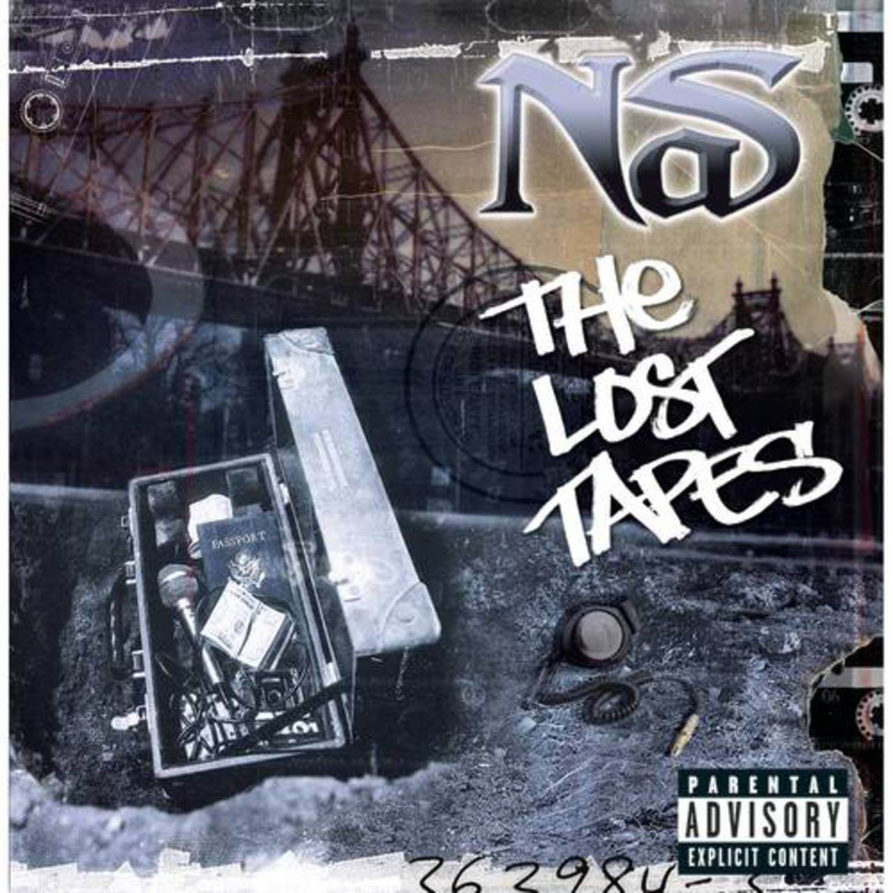 "Nas ""The Lost Tapes"" (2002)"