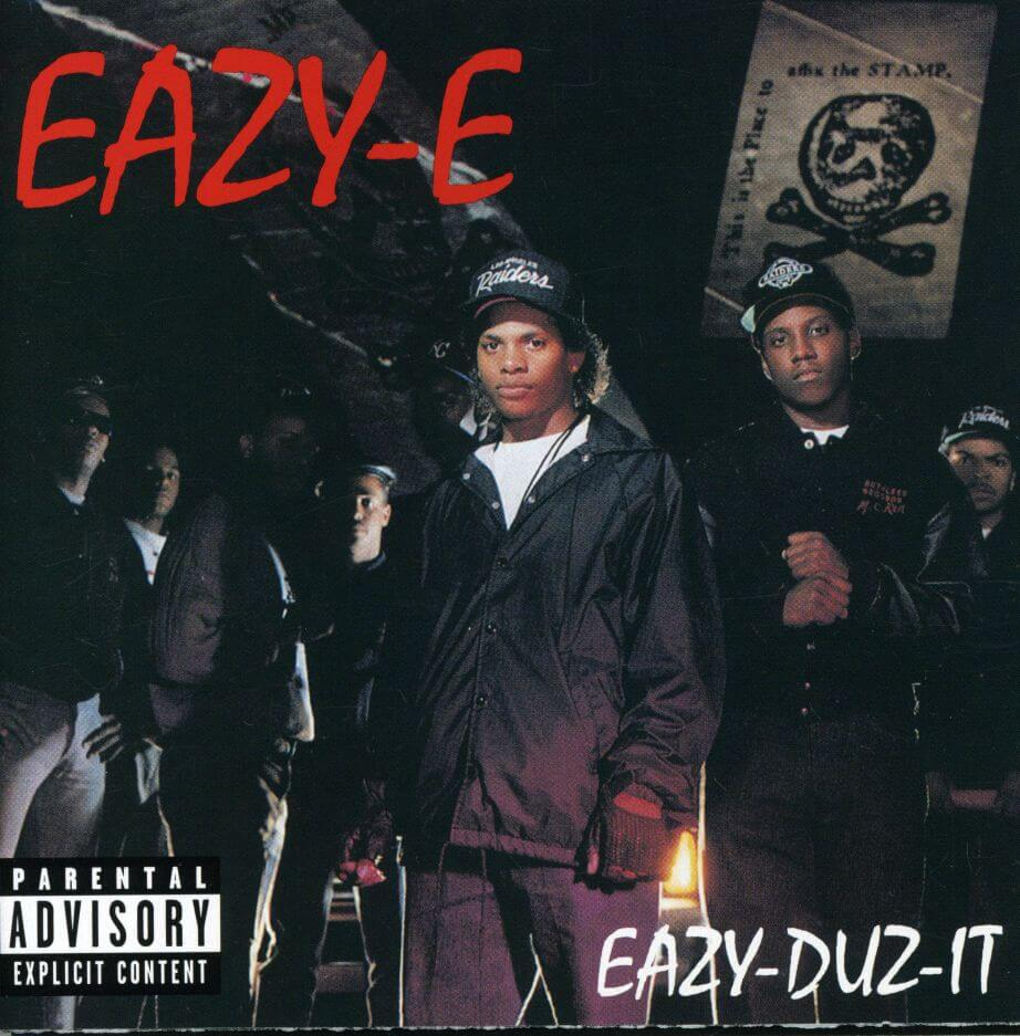 "Eazy E ""Eazy Duz it"" (1988)"