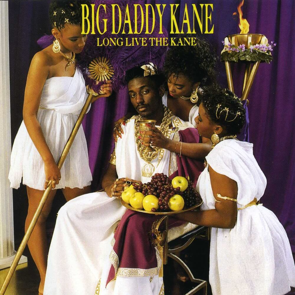 "Big Daddy Kane ""Long Live The Kane"" (1988)"