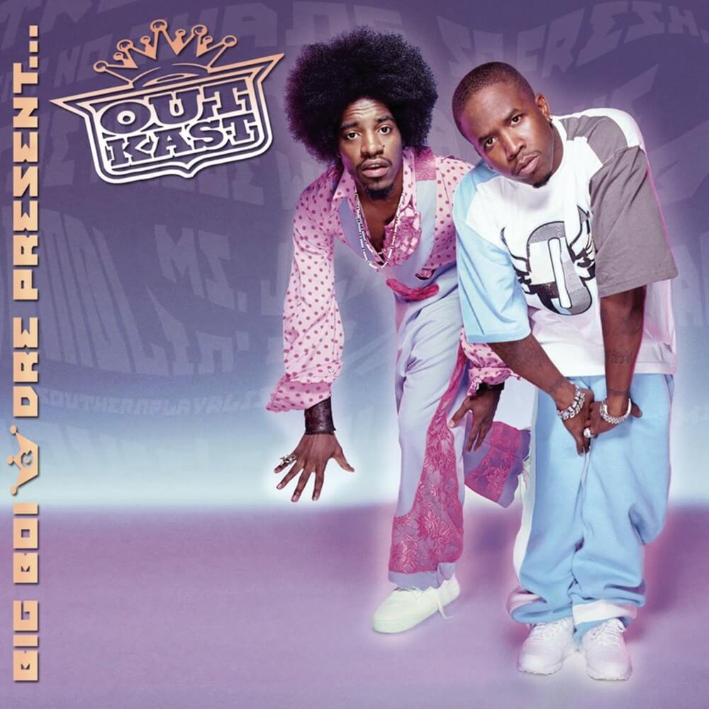 "OutKast ""Big Boi and Dre Present… Outkast"" (2001)"