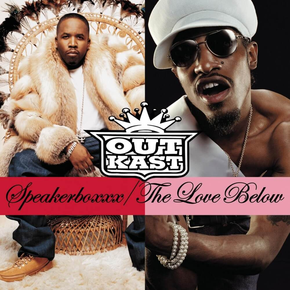 "OutKast ""Speakerboxxx/The Love Below"" (2003)"