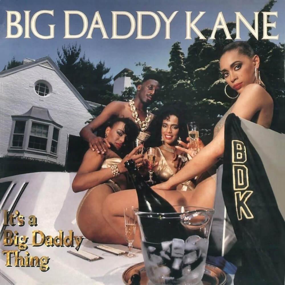 """Big Daddy Kane """"It's A Big Daddy Thing"""" (1989)"""