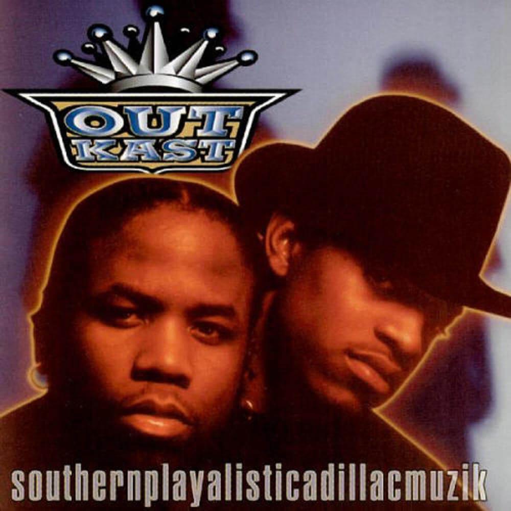"OutKast ""Southernplayalisticadillacmuzik"" (1994)"